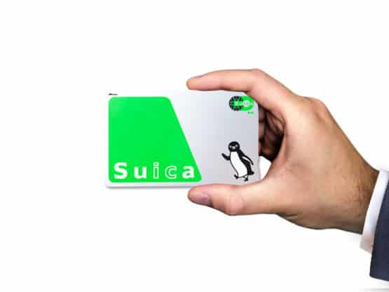 Suica Card Travel Pass