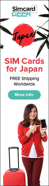 SIM Cards for Japan