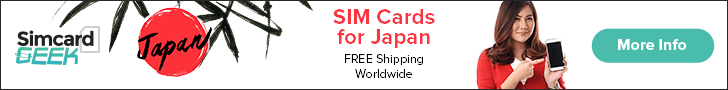SIM Cards for Japan