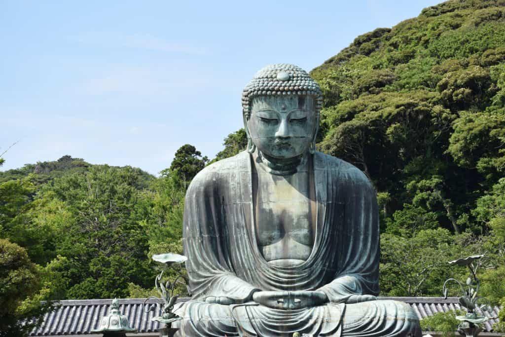 The Daibutsu of Kamakura