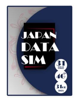 Japan SIM Cards: Best SIM cards for Tourists 2019 | Simcard Geek